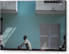 Cuba #6 Acrylic Print