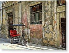 Cuban Uber Acrylic Print