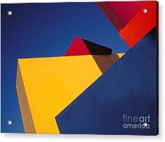 Cubic Acrylic Print