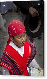 Cuenca Kids 653 Acrylic Print