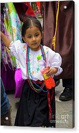Cuenca Kids 768 Acrylic Print