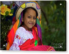 Cuenca Kids 865 Acrylic Print