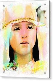 Cuenca Kids 899 Acrylic Print