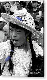 Cuenca Kids 904 Acrylic Print