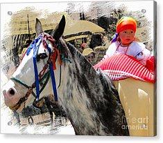 Cuenca Kids 930 Acrylic Print