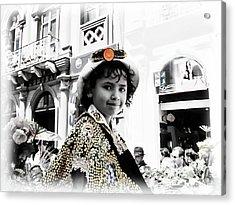 Cuenca Kids 938 Acrylic Print