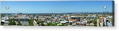 Culver City West View Acrylic Print