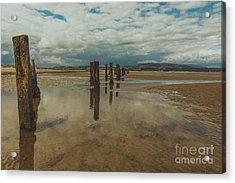 Cunnigar Beach 2 Acrylic Print