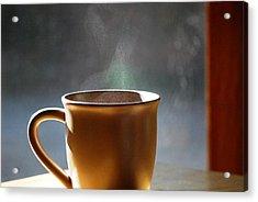 Cup A Joe Acrylic Print