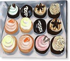 Cupcake Charlies Acrylic Print