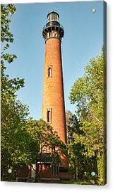 Currituck Beach Lighthouse Acrylic Print