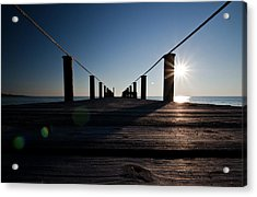 Currituck Sunset Acrylic Print