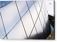 Curve Of The Cone Acrylic Print