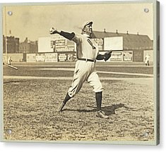 Cy Young July 23rd 1908 Acrylic Print