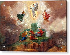 D. Nollet The Transfiguration Acrylic Print
