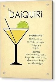 Daiquiri Acrylic Print by Mark Rogan