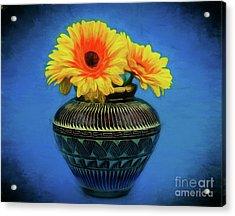 Daisy 121417-1 Acrylic Print