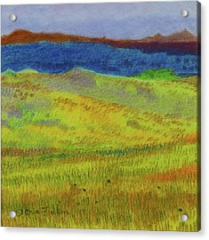 Dakota Dream Land Acrylic Print