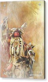 Dakota Sioux Acrylic Print