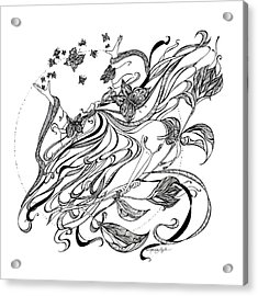 Damia Acrylic Print