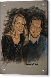 Dan And Missy Acrylic Print