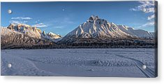 Acrylic Print featuring the photograph Dan Creek by Fred Denner