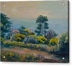Dana Point Overlook Acrylic Print