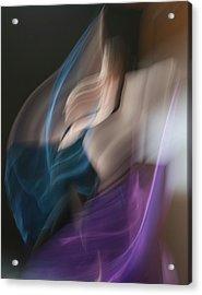 Whispering Acrylic Print