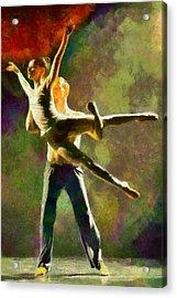 Dance 3 Acrylic Print