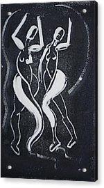 Dance IIi Acrylic Print by Dan Earle