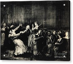 Dance In A Madhouse Acrylic Print