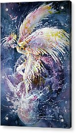 Dance In Flight Acrylic Print