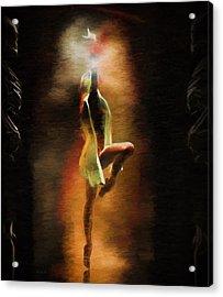 Dance Macabre Acrylic Print by Bob Orsillo