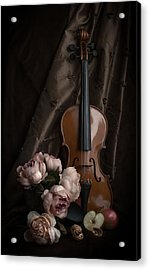 Dance Me To The End Of Love Acrylic Print