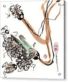 Dance Of The Pollen Acrylic Print