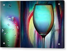 Dance With Me Acrylic Print