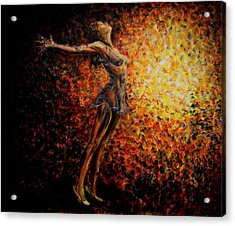 Dancer 03 Acrylic Print