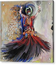 Dancer 265 1 Acrylic Print