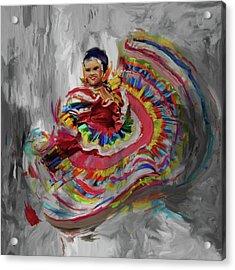 Dancer 266 4 Acrylic Print