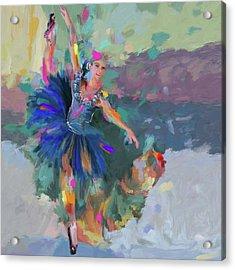 Dancer 281 1 Acrylic Print
