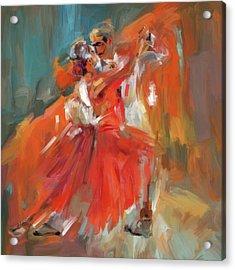 Dancer 284 1 Acrylic Print