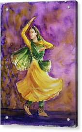 Dancer Acrylic Print