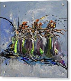 Dancers 264 2 Acrylic Print