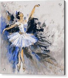Dancers 279 3 Acrylic Print