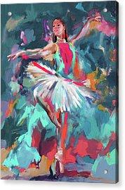 Dancers 280 2 Acrylic Print