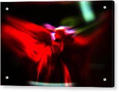 Dancing Angels Acrylic Print by Scott Wyatt