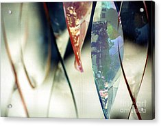 Dancing Glass Acrylic Print
