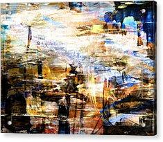 Dancing In The Light Acrylic Print