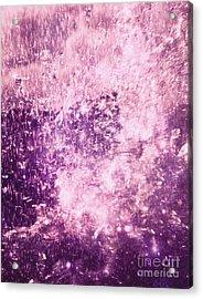 Dancing In The Rain Acrylic Print