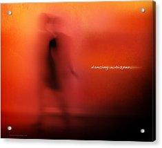Dancing Whisper Acrylic Print
